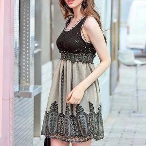 Ultra Pink NWT Small Sequins Sleeveless Mini Dress